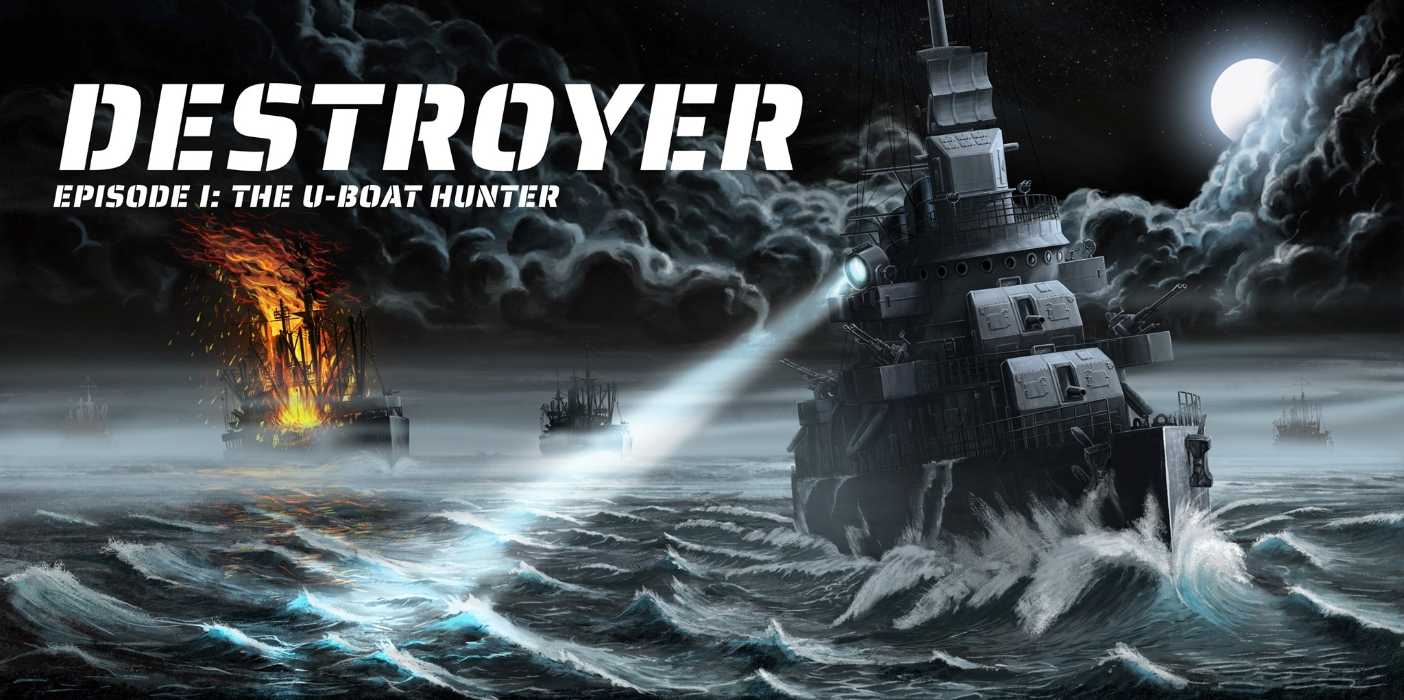 Destroyer the U-boot Hunter