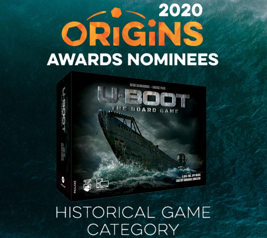 Origins-2020-awards-U-Boot-The-Board-Game