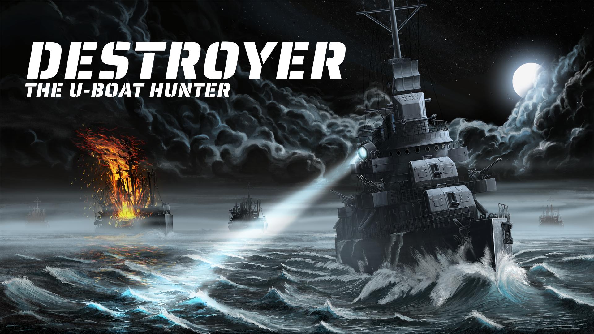 Destroyer the uboat hunter
